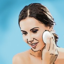 Limpieza facial
