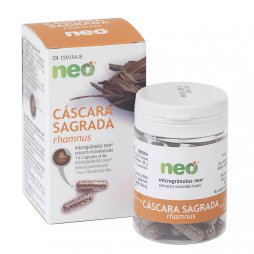 Neo Cascara Sagrada 45 Capsulas