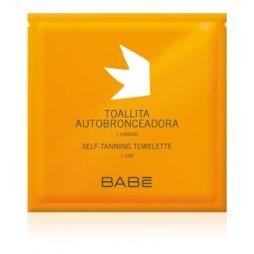 Babe Toallita Autobronceadora 1 Sobre