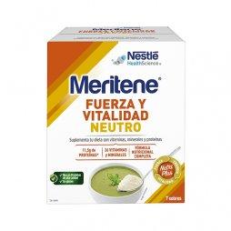 Meritene Neutro 7 Sobres 50gr