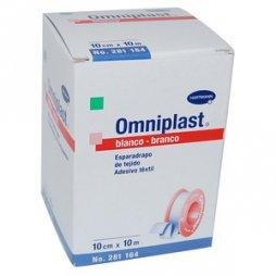 Omniplast Esparadrapo Blanco 10