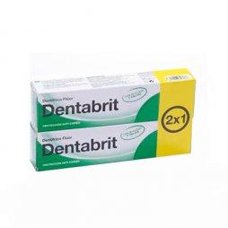 Dentabrit Fluor duplo 125