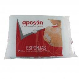 Esponja Jabonosa Aposan 24