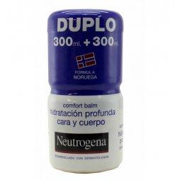 Neutrogena Duplo Comfort Balm cara y cuerpo
