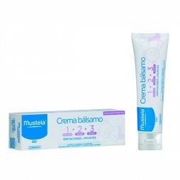 Mustela Crema Balsamo 1-2-3  50ml