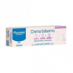 Mustela Crema Balsamo 1-2-3 100ml