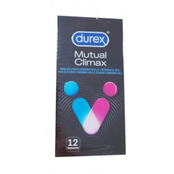 Durex Mutual Climax 12ud