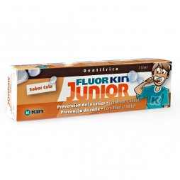 Flúor Kin Junior Pasta Cola