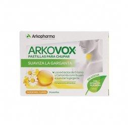 Arkovox Miel Limon 24 Pastillas