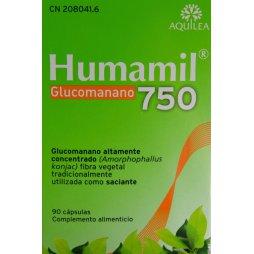 Humamil 750 mg 90 capsulas
