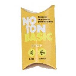 Noton Tapones Basic Espuma