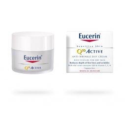 Eucerin Q10 Active Crema Dia Piel Seca