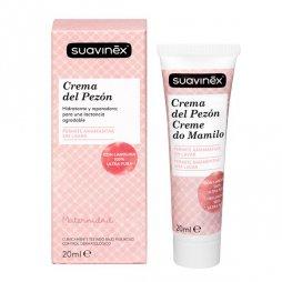 Suavinex Crema Cuidado del Pezon 20ml