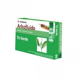 Arkofluido Te Verde 20 Ampollas