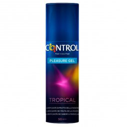 Control Sex Senses Gel Tropical