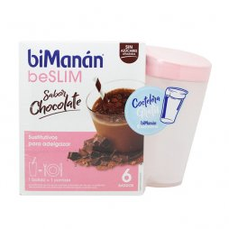 Bimanan Batidos Chocolate 5uds