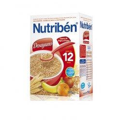 Nutriben Desayuno Copos Trigo Frutas 750g
