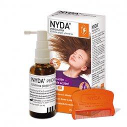 Nyda Pediculicida Spray