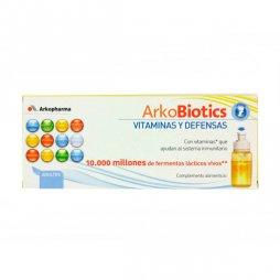 Arkobiotics Adultos Vitaminas 7 Unidosis