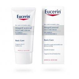 Eucerin AtopiControl Crema Facial 50 ml