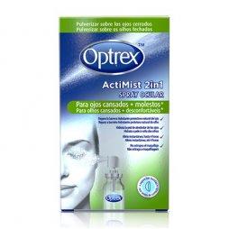 Optrex Actimist Spray Ojos Cansados