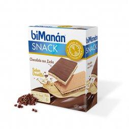 Bimanan Snack Choco Vainilla 6uds