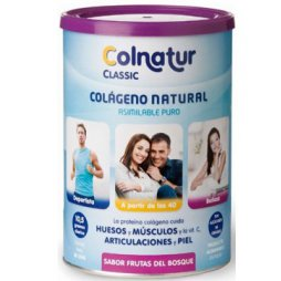 Colnatur Classic Colageno Frutos del bosque 315g