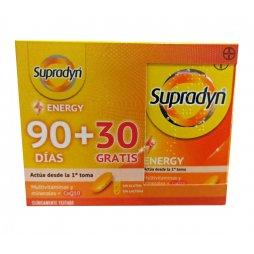 Supradyn Activo Promocion 120 (90+30) Comprimidos