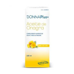 Donna Plus+ Aceite De Onagra 150ml Limon