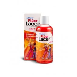 Lacer Colutorio Diario 0,05% Fluor Fresa
