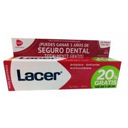 Lacer Pasta 125