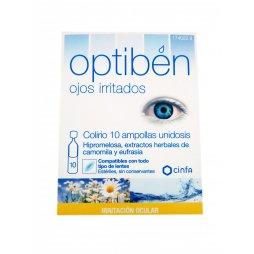 Optiben Ojos Irritados Unidosis