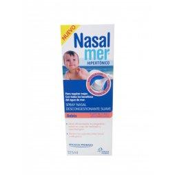 Nasalmer Hipertónico Bebé 125 ml Spray Nasal