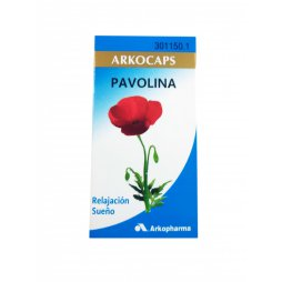 Arkocaps  Pavolina 48 Capsulas