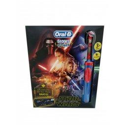 Oral B Cepillo Eléctrico Star Wars