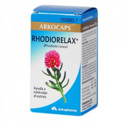 Arkocapsulas  Rhodiorelax 45 Cápsulas