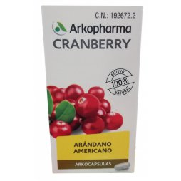 Arkocaps Cranberry 45 Cápsulas