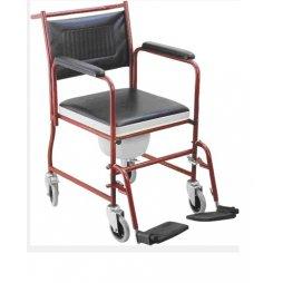 Silla De Inodoro con ruedas