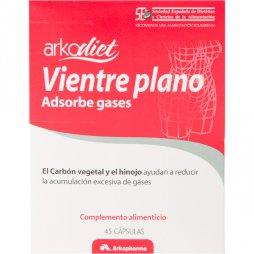 Arkodiet Vientre Plano Carbón + Hinojo 45C