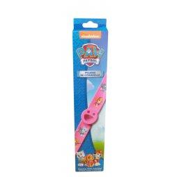 Pulsera Citronella Paw Patrol Rosa+2 Recambios