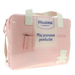 Mustela Bolsa Mis 1º Productos Rosa