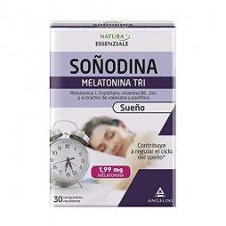 Melatonina Tri 30 Comprimidos