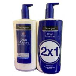 Neutrogena Loción corporal piel seca 750
