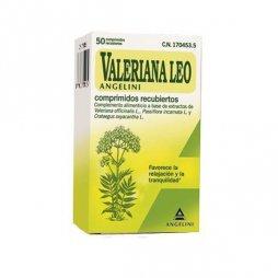 Valeriana Leo 50 Comprimidos