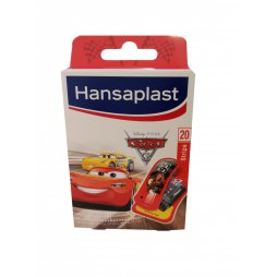 Hansaplast Kids Cars-3