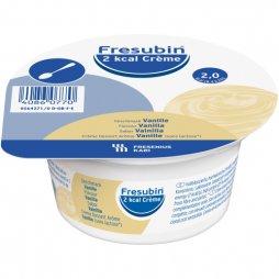 Fresubin Crema Vainilla 2Kcal 4X125gr