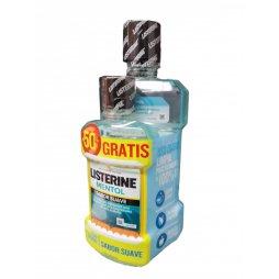 Listerine Mentol Suave 500ml +250ml