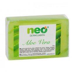Neo Dermo jabón Aloe Vera Pastilla 100gr