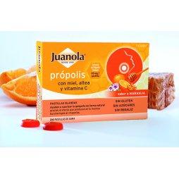 Juanola Própolis Miel, Altea + Vitamina C
