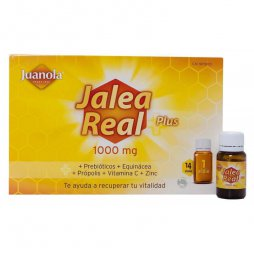 Juanolas Jalea Real Plus 14 Viales